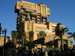 Hollywood Tower of Terror at Disney's California Adventure