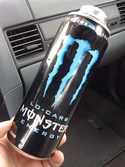 Lo-Carb Monster Energy