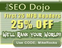 The SEO Dojo Discount