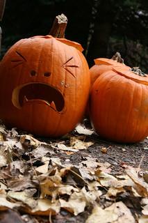 Sad Pumpkins